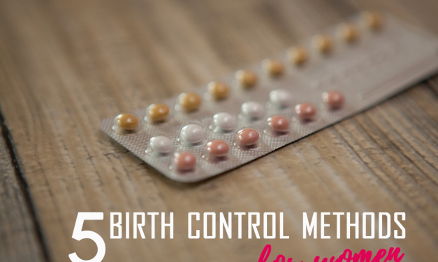 5 Birth Control Methods for Women