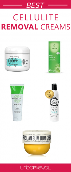 Best Cellulite Removal Creams