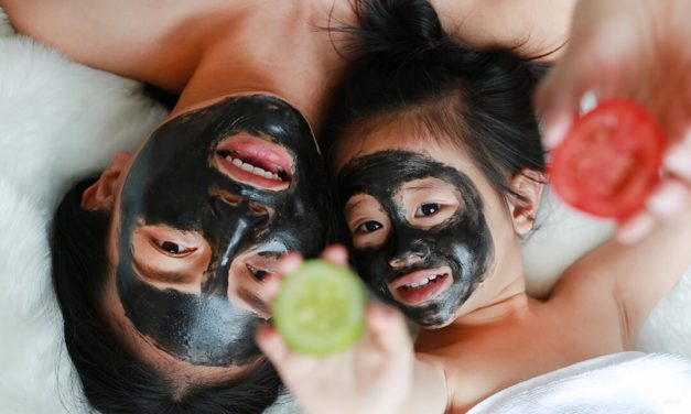 Activated Charcoal Face Mask Recipe for Healthy Skin and Removing Acne
