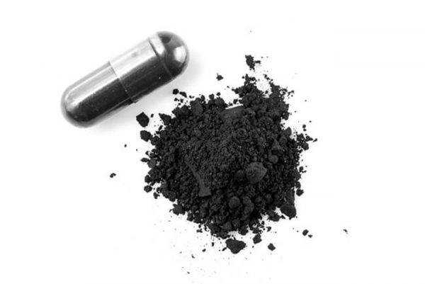Activated Charcoal Powder and Capsule