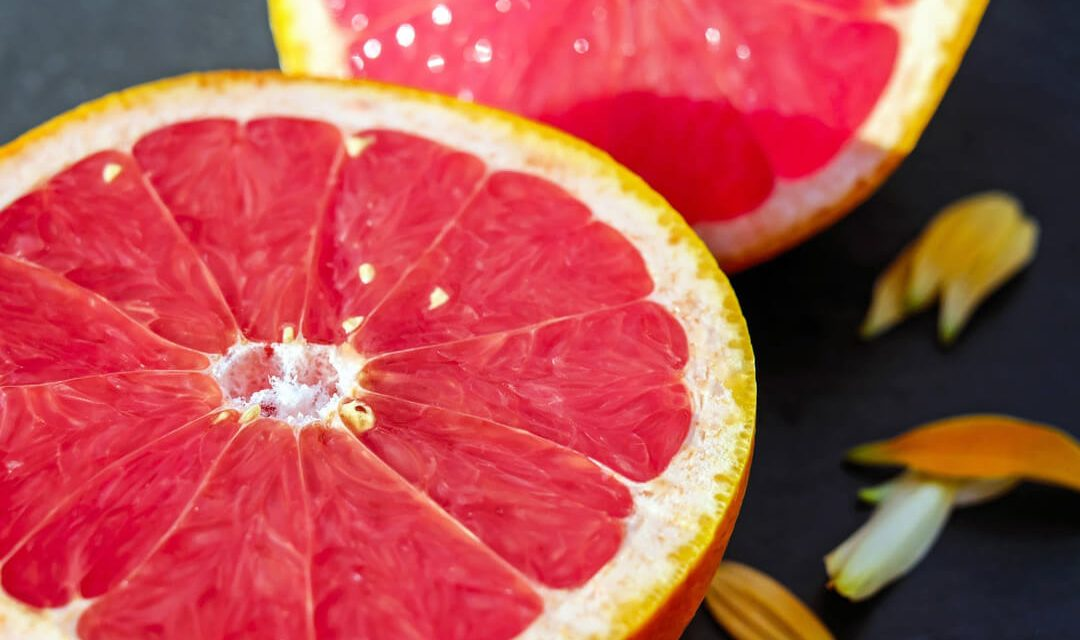 DIY Grapefruit Sugar Scrub Recipe