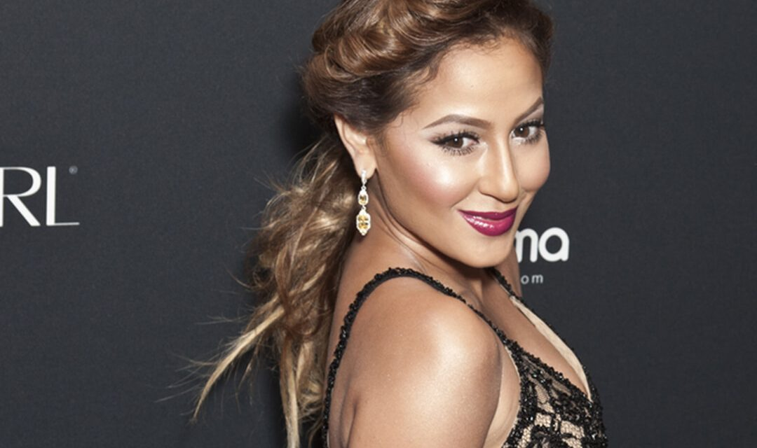 Congratulations! Adrienne Bailon Married Her Love Isreal Houghton In Paris