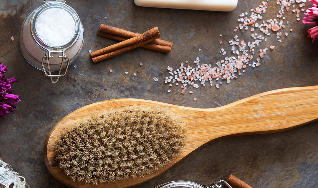 Try Dry Brushing To Reduce Cellulite