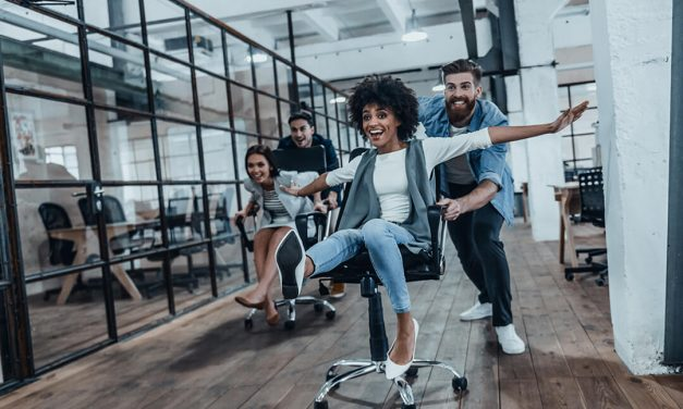 5 Ways To Make Your Day Job Really Fun