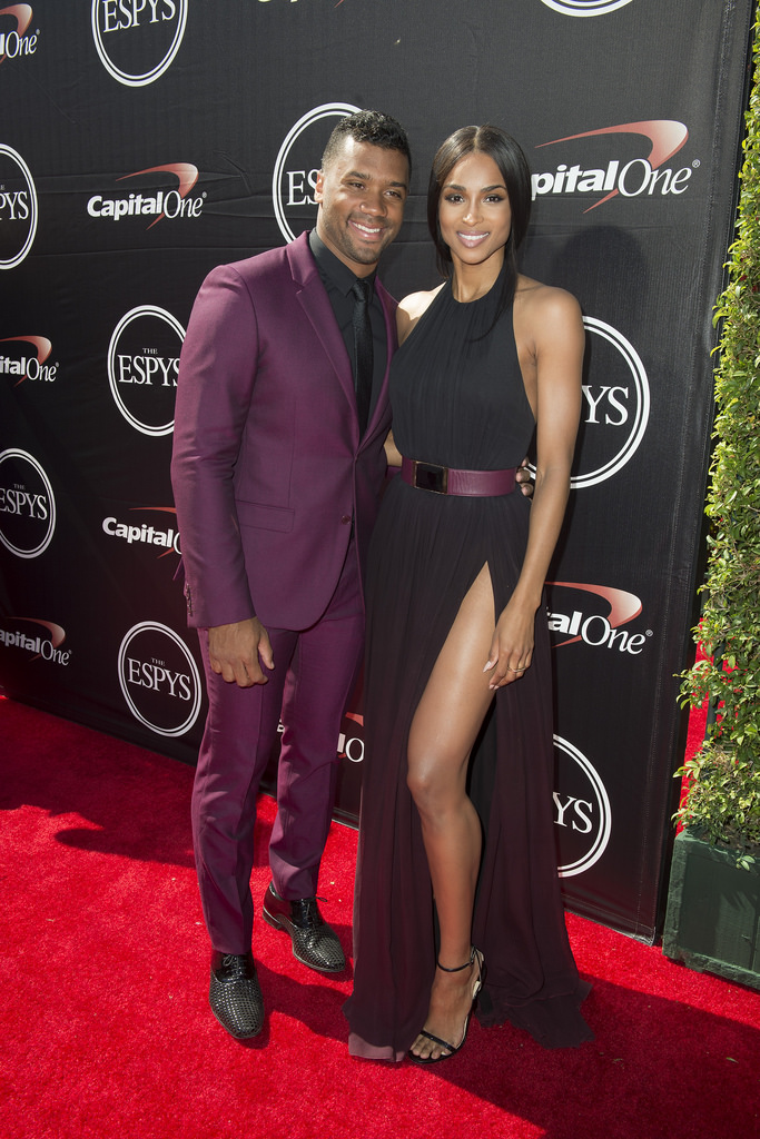 Ciara and Russell Wilson Welcome Baby Girl, Sienna Princess Wilson