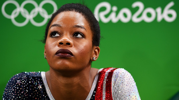 Gabby Douglas Driven To Tears Due To Internet Bullies