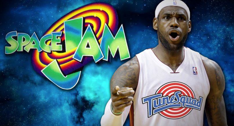 It's Officially Happening: LeBron James to Star in 'Space Jam 2'