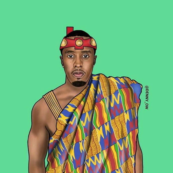 African-Diddy