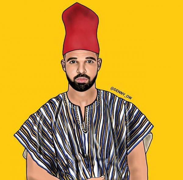 African-Drake