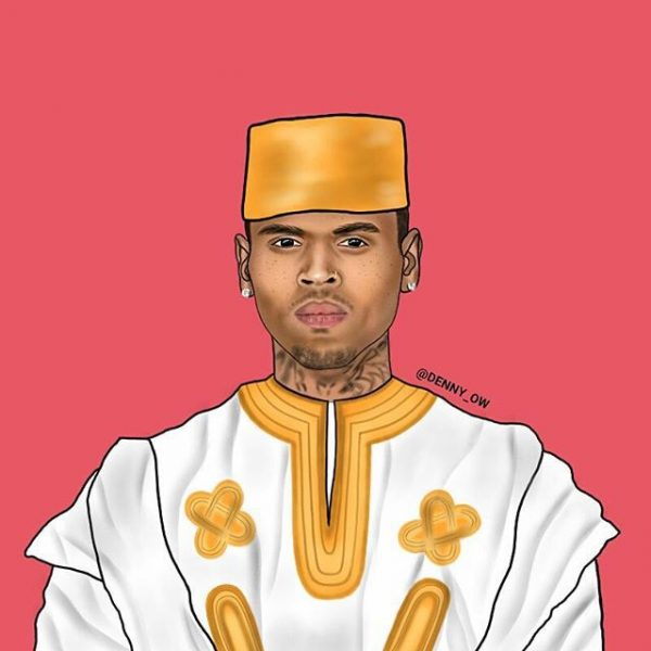 African-Chris-Brown