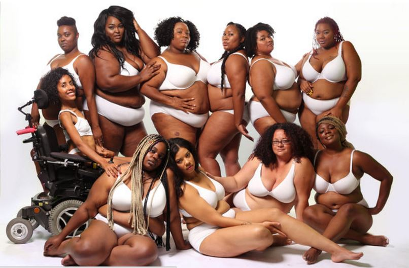 #BeyondBeauty: 9 Images That Celebrate Women Of All Body Types Promoting Self-Love