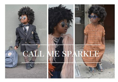 Call Me Sparkle Is The Most Adorable Little Fashion Blogger On Instagram