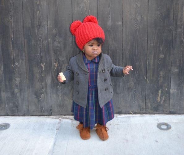 little fashion blogger 2
