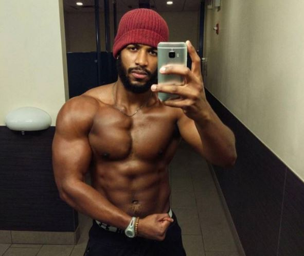 9 Guys From @Blackmenwithbeards We Are Totally Crushing On For #MCM