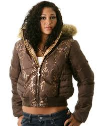 The Cropped Down Jacket