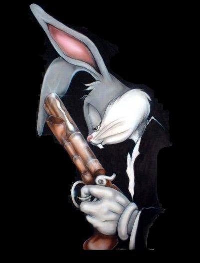 gun bunny