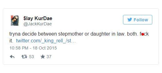 step daughter