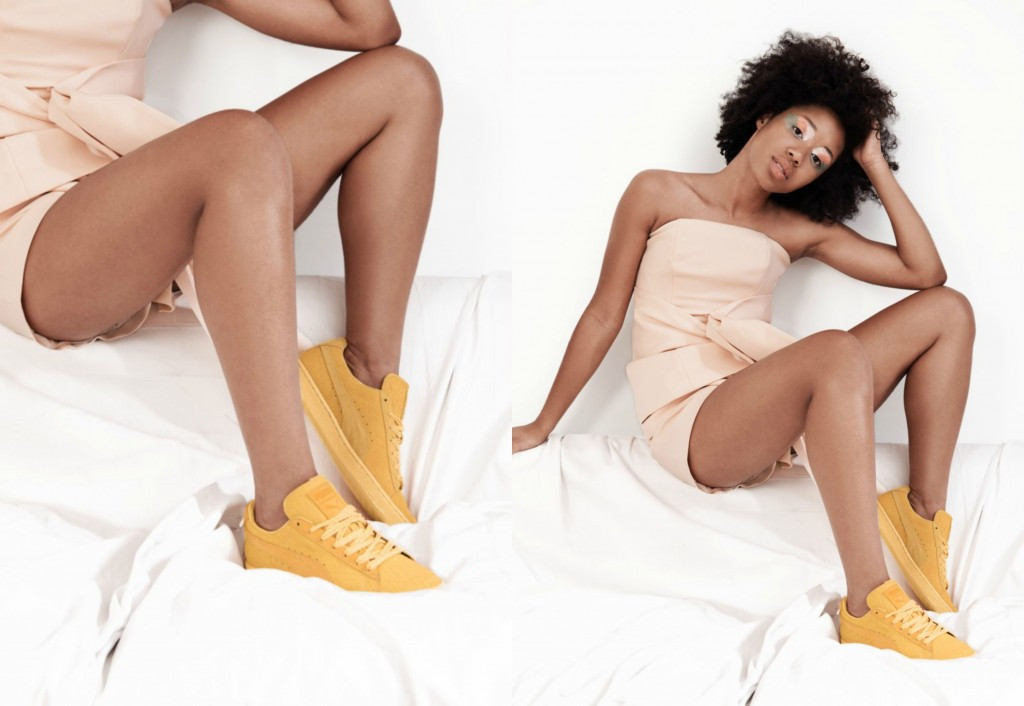 Have You Seen Solange's Word To The Woman Campaign For Puma? [Gallery]