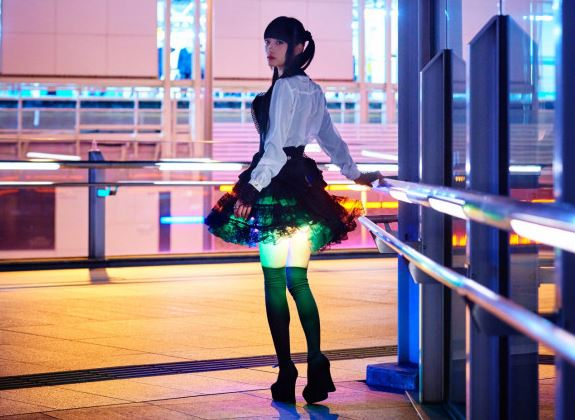 Only In Japan – Would You Wear A Skirt With Built In LED Lights? Introducing The Hikaru Skirt