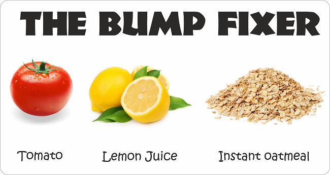 the bump fixer