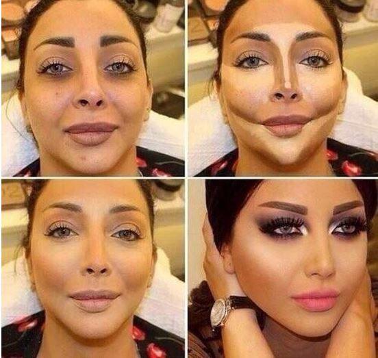 make up transform 3