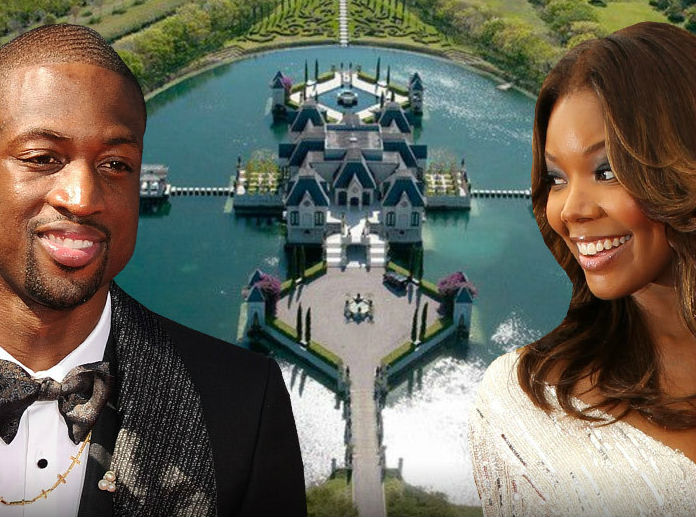 Dwayne And Gabby Are Getting Married In A Castle